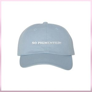 So Pigmented Blue Hat - Manny MUA
